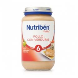 NUTRIBEN POLLO CON VERDURAS 250 gr