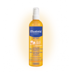 MUSTELA PROTECCTOR SOLAR SPF 50+ SPRAY 300 ml