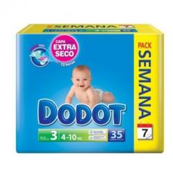DODOT ETAPAS  SEMANAL T-3 (4-10 KG) 32 ud