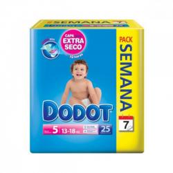DODOT ETAPAS SEMANAL T-5 (13-18 KG) 26 ud