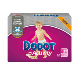 DODOT ACTIVITY T-5 (13-18 KG) 42 ud