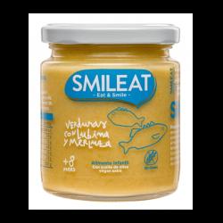 SMILEAT  VERDURAS LUBINA 230gr +6 meses