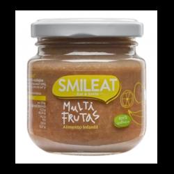 SMILEAT MULTIFRUTAS 130gr +8 meses