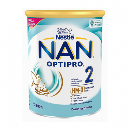 NESTLE NAN 2 - 800 gr