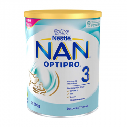 NESTLE NAN 3 - 800 gr