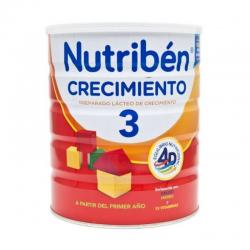 NUTRIBEN 3 CRECIMIENTO 800 gr