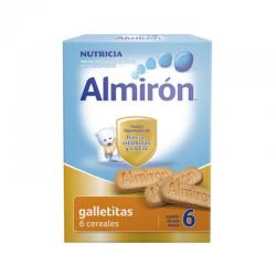 ALMIRON ADVANCE GALLETAS 6 CEREALES 180 gr