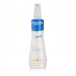 MUSTELA AGUA DE COLONIA SIN ALCOHOL SPRAY 200 ml