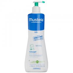 MUSTELA BABYGEL DOSIFICADOR 750 ml