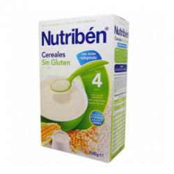 NUTRIBEN CEREALES SIN GLUTEN 600 gr