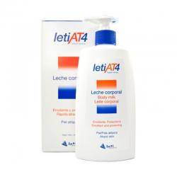 LETIAT4 LECHE CORPORAL PIEL ATOPICA  250 ml