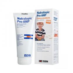 NUTRATOPIC CREMA EMOLIENTE PIEL ATOPICA 200 ml