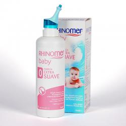 RHINOMER 0 BABY FUERZA EXTRA SUAVE 115 ml