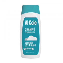 AL COLE CHAMPÚ ANTIPIOJOS 200 ml