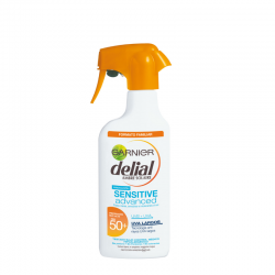 DELIAL NIÑOS SPRAY HIDRATANTE  PROTECTOR IP50+ 300 ml