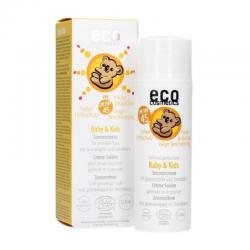 ECO COSMETIC PROTECTOR SOLAR NIÑOS FP45 50 ml