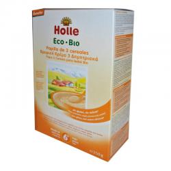 HOLLE PAPILLA 3 CEREALES SIN GLUTEN - 250 gr