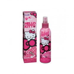 COLONIA HELLO KITTY CON VAPORIZADOR 200 ml